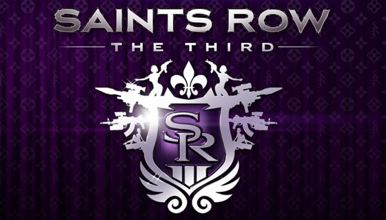 Saint's Row: The Third Logo