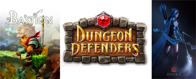Bastion-Dungeon Defenders-Dota 2