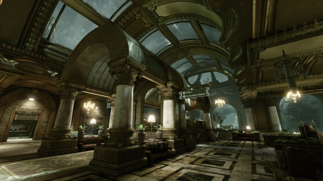 Gears of War 3 map pack