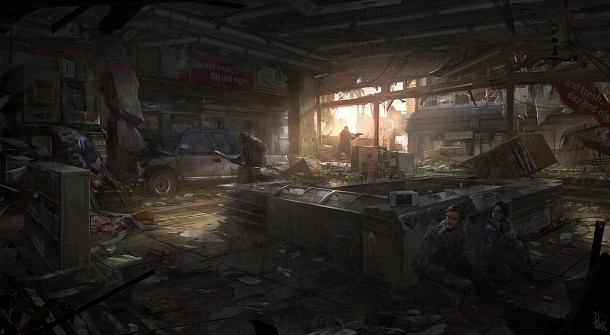 The Last of Us Conecpt Art