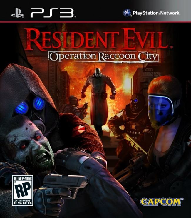Resident Evil: Oepration Raccoon City