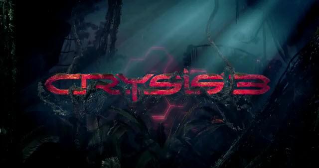 Crysis 3 teaser trailer