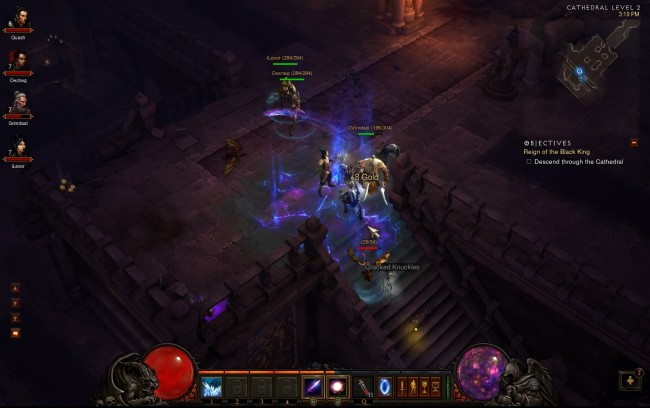 Diablo 3 Open Beta weekend event