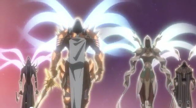 Diablo Archangels