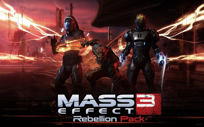 ME 3 - Rebellion Pack