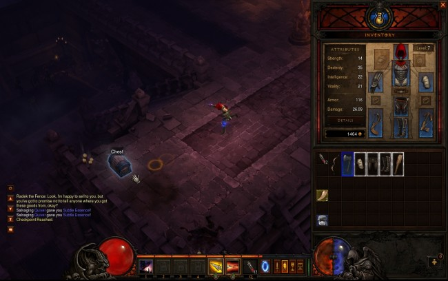 Diablo 3 is live!