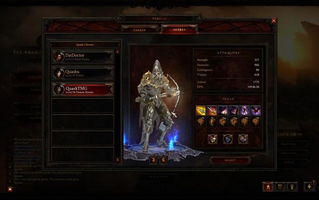 Quash's Demon Hunter