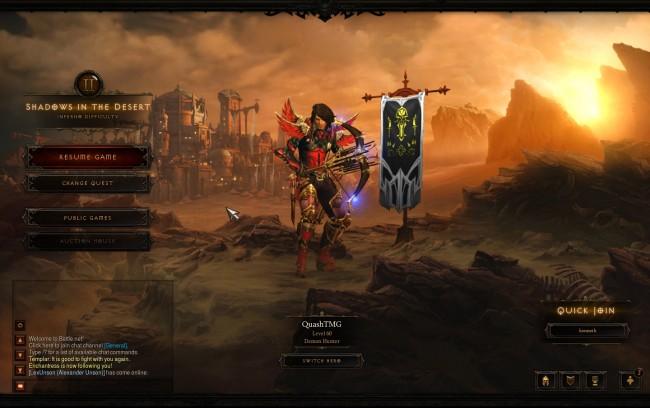 Diablo 3 in Inferno