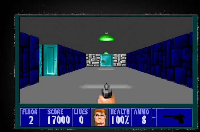 Wolfenstein 3D celebration