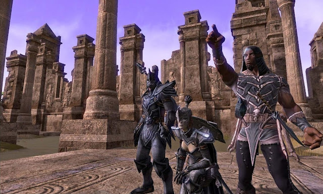 Elder Scrolls Online leaked screens