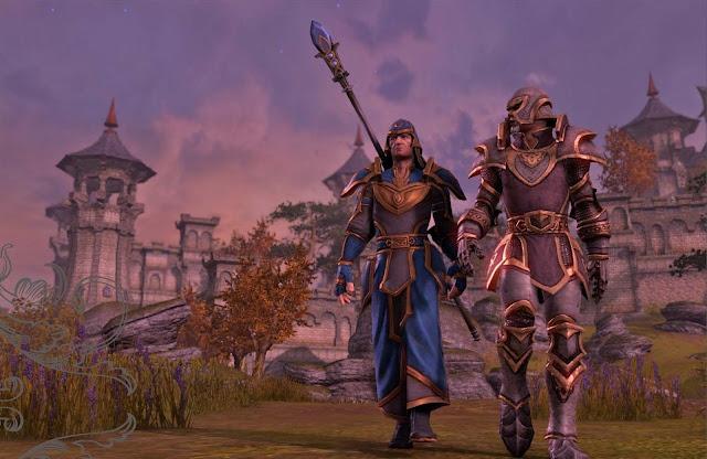 Elder Scrolls Online Screens