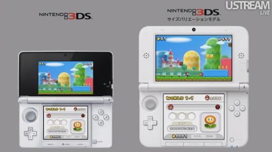 3DS comparison