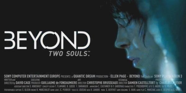 Beyond; Two Souls