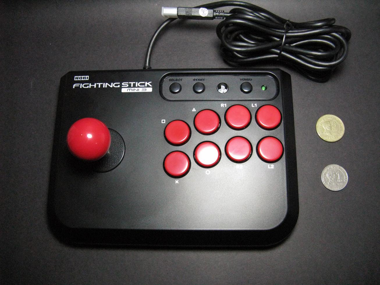 Hori Fighting Stick Mini 3 03