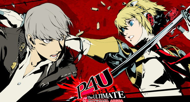 Persona 4 The Ultimate