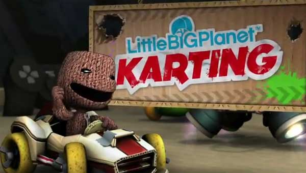 LittleBigPlanetKarting