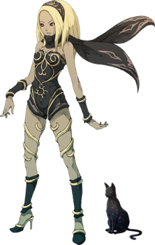 Gravity Rush Kat joining Playstation All-Stars Battle Royale