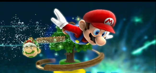 Mario Galaxy2