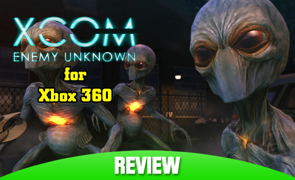 XCOM Enemy Unknown review image