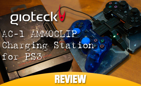 Gioteck AC-1 Ammoclip Review