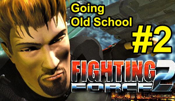 Going Old School 02