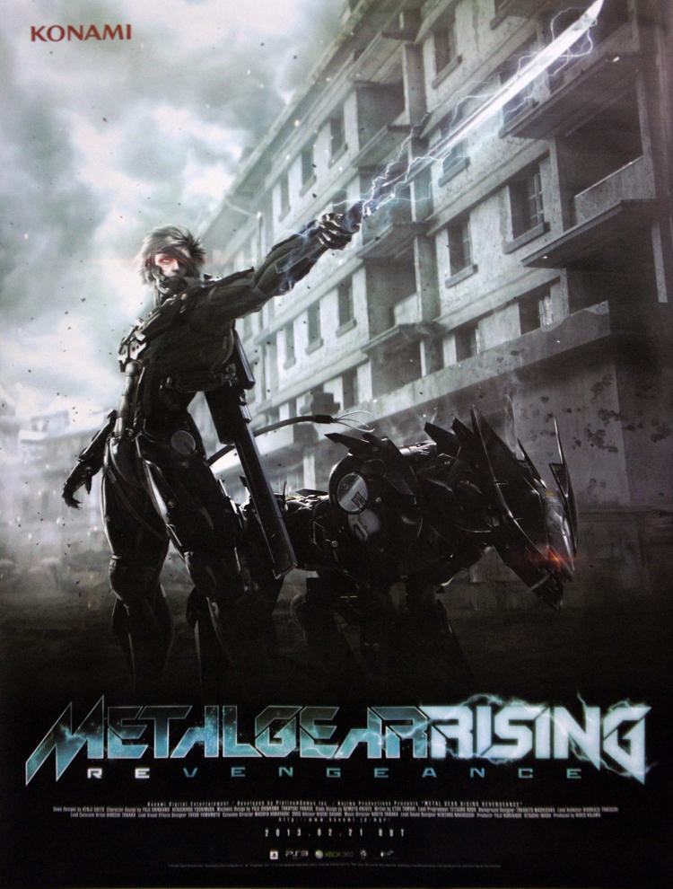 MGR_Revengeance_Poster