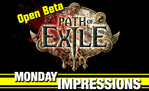 Path of Exile Open Beta impressions