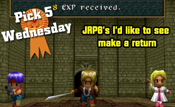 JRPG return