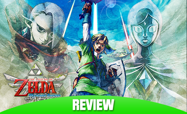 Skyward Sword BReview