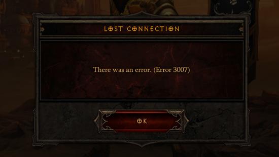 Diablo-3-Lost-Connection-Error-3007
