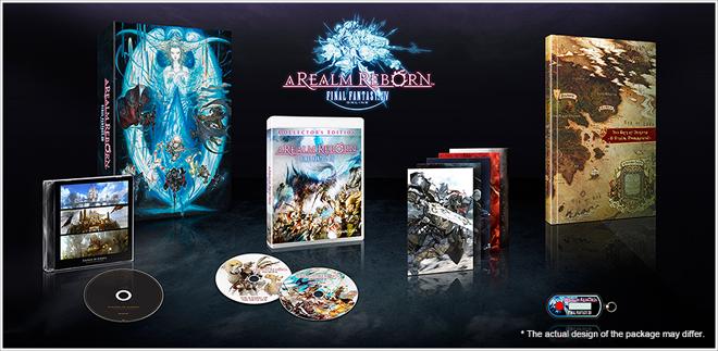 Final Fantasy XIV A realm reborn CE