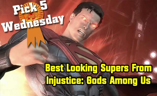 best injustice supers