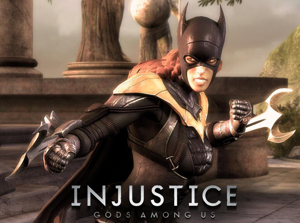 injustice batgirl dlc