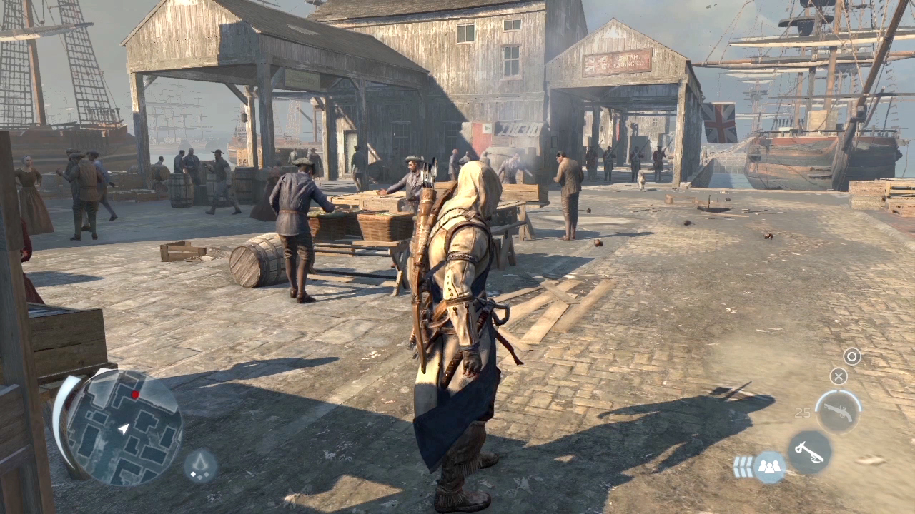Assassin S Creed 3 Too Much Gaming Philippines Video Games News