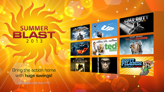 PSN summer sale 2013