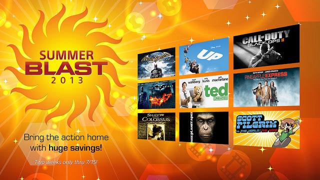 PSN summer sale 2013