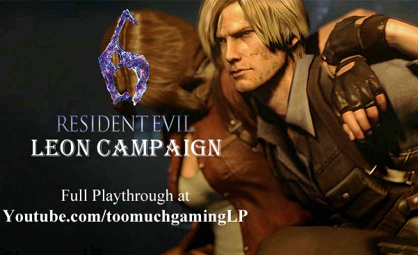 Resident Evil 6 — Too Much Gaming: Philippines Video Games