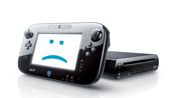 Wii U sad