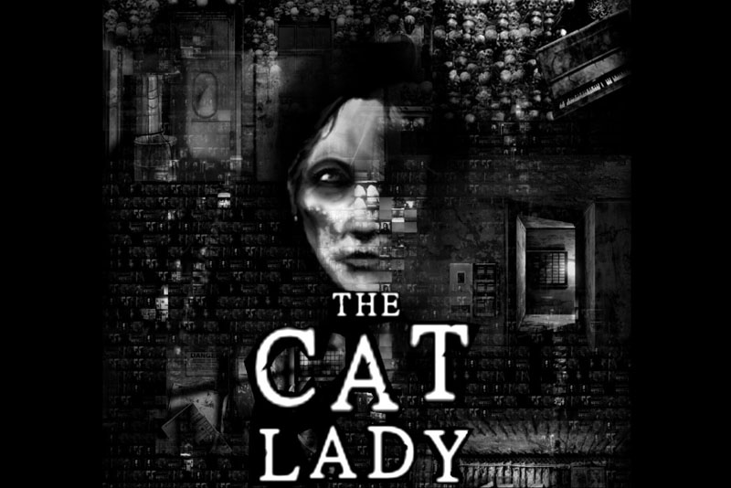 The Cat Lady 01