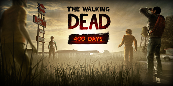 thewalkingdead 400 days