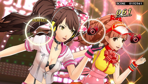 persona 4 dancing all night
