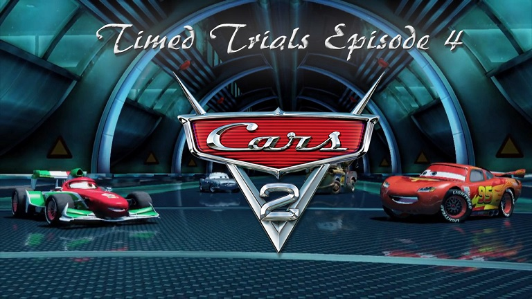 cars 2 timed trial