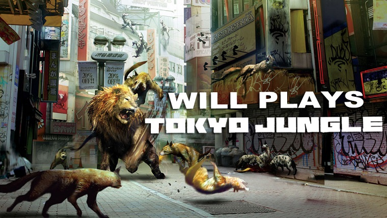 will plays tokyo jungle
