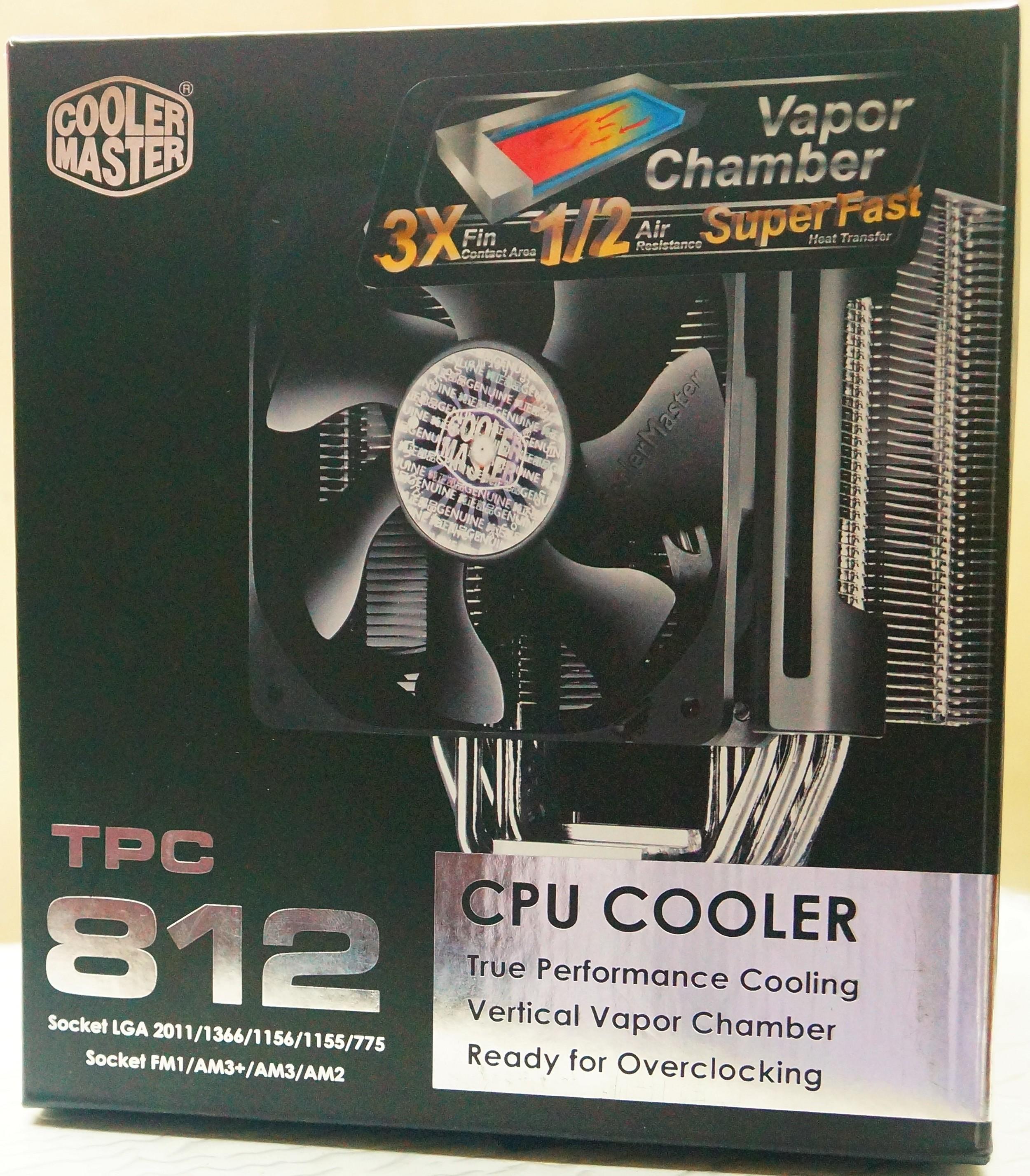 TPC 812 Box