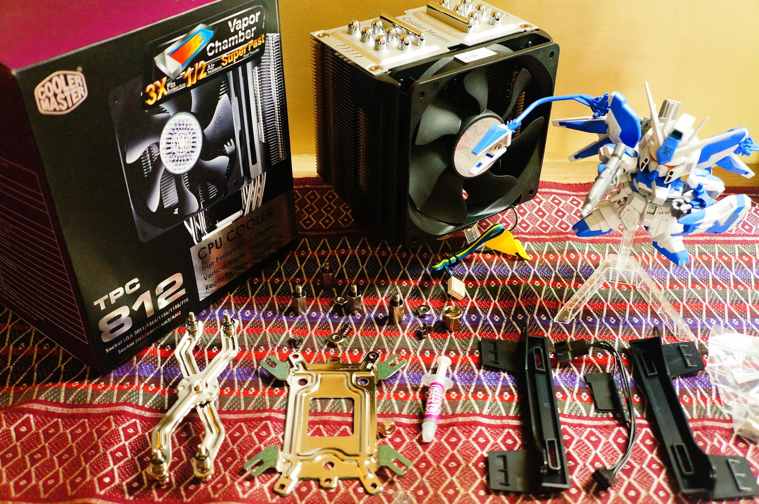 TPC 812 parts
