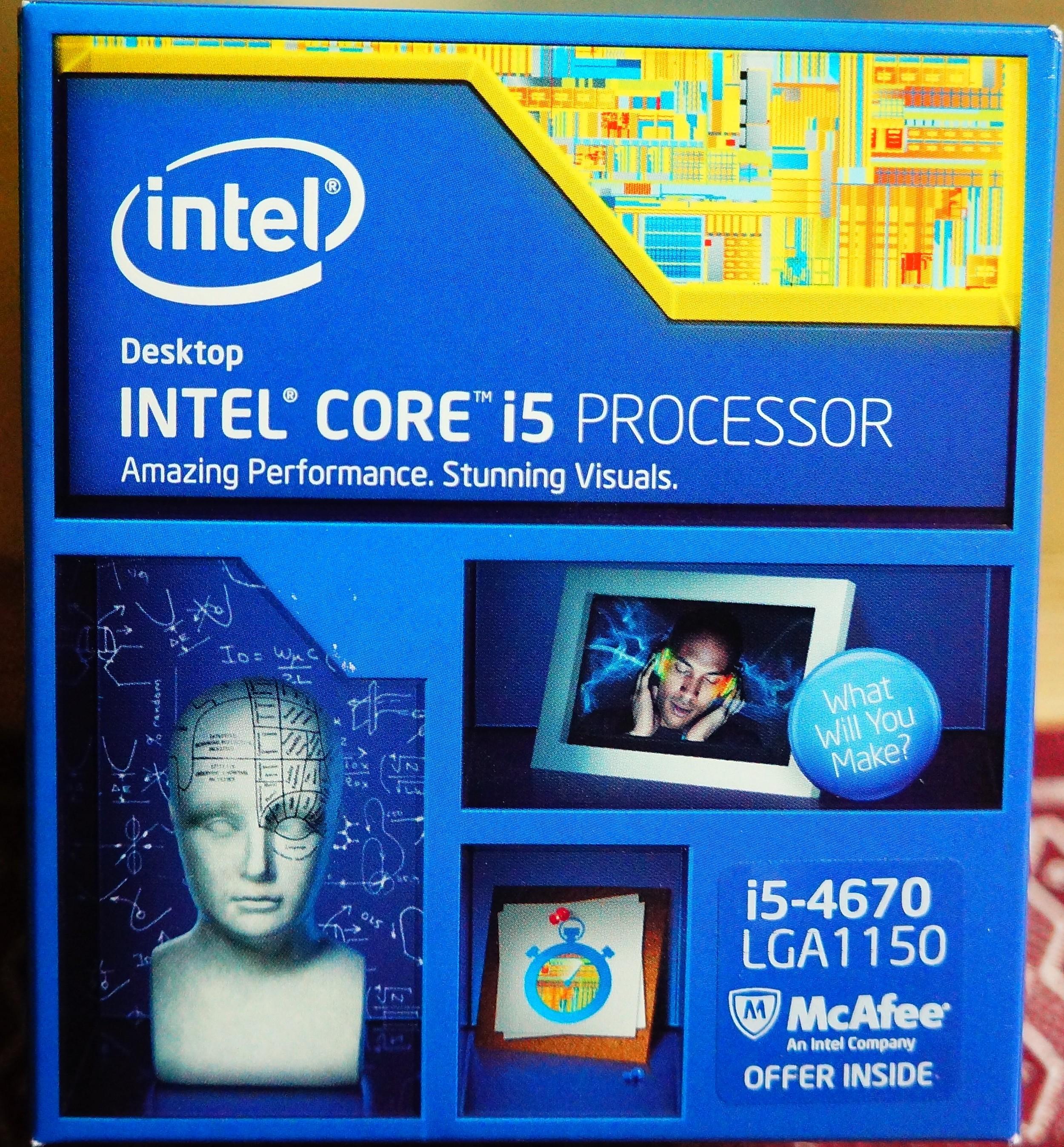 Core i5 Box