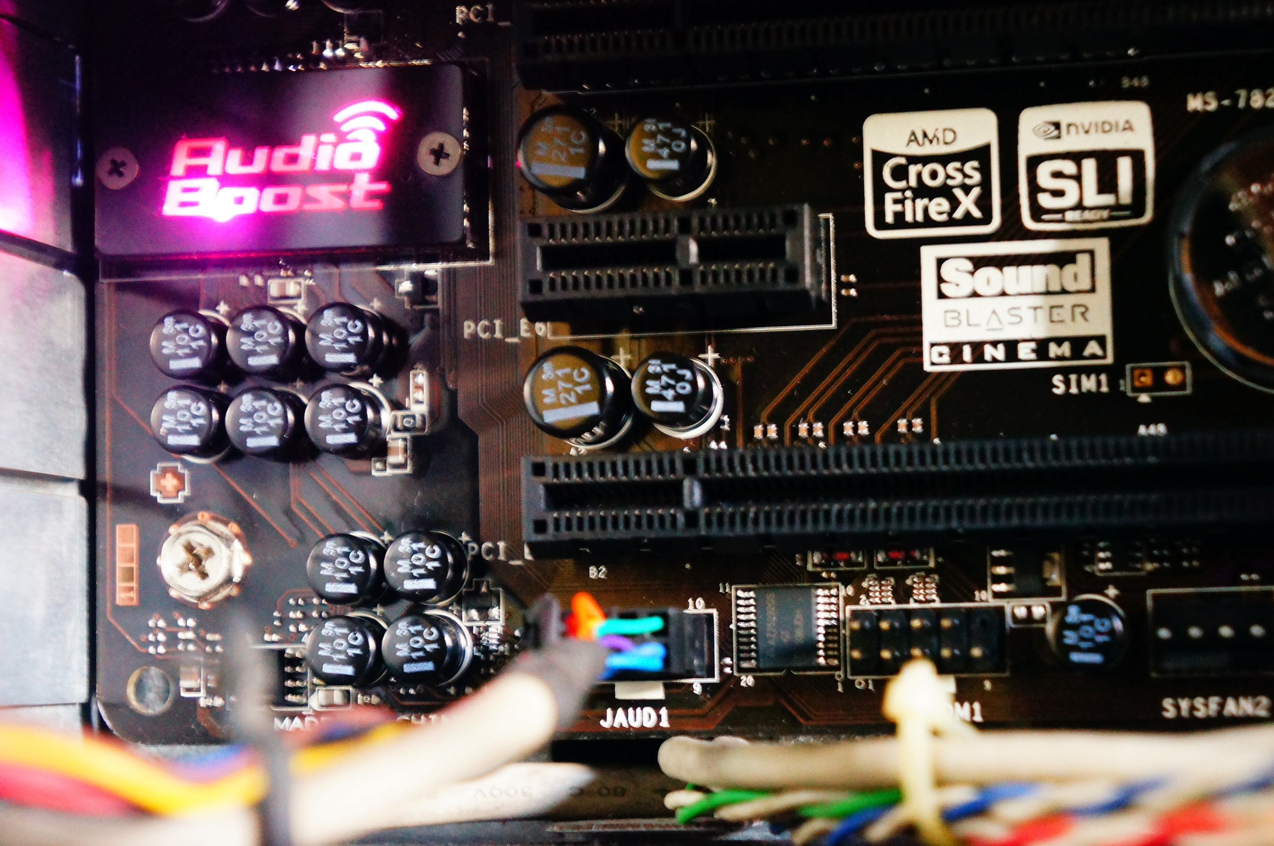 Audio Light