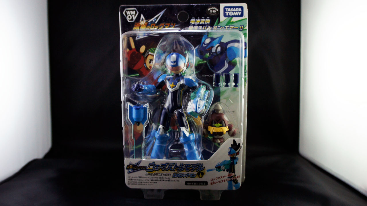 Megaman Starforce Action Figure