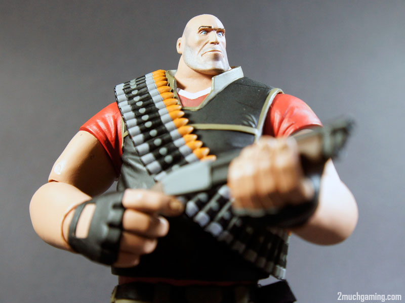 NECA Team Fortress 2 Heavy