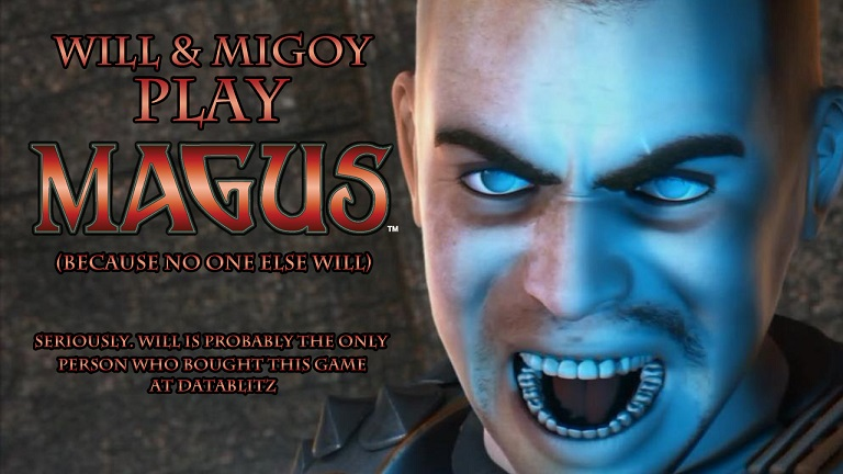 Will and Migoy Play Magus